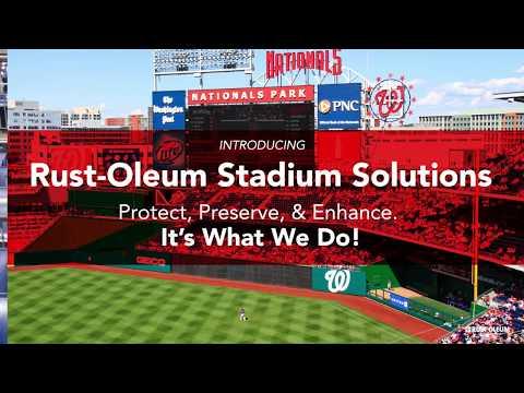 Rust-Oleum Industrial- Stadium Group Capabilities