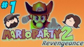 Mario Party 2 Revengeance: To the Desert - PART 1 - Game Grumps VS