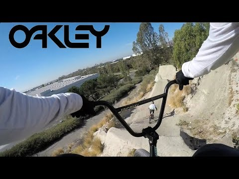 OAKLEY HAS THE BEST TRAILS IN SO CAL