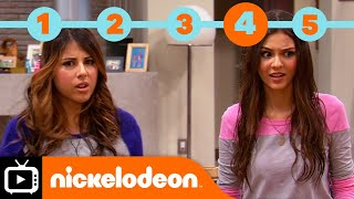 Victorious | Top 5 Tori and Trina Moments | Nickelodeon UK