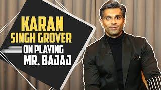 Karan Singh Grover Talks About Playing Mr. Bajaj, Bipasha's Reaction & Much More | Kasauti