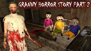 Download Android Game - Granny Horror Story Part 2 (Animated Cartoon For Kids) Make Joke Horror Video