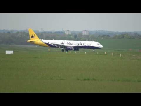 BHX Takeoff & landing