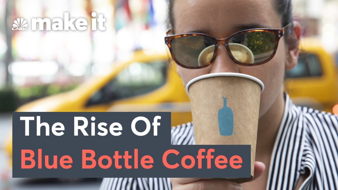 How Blue Bottle Went From A Coffee Cart To A $700MM Valuation