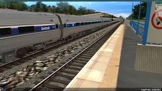 Trainz 2 iOS: Metro-North Railroad