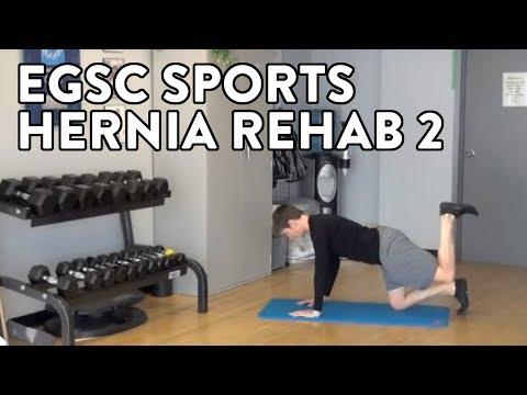 EGSC Sports Hernia Rehab 2