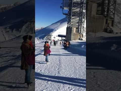 Mt.Titlis - winter 2016