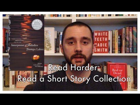 #ReadHarder: Read a Short Story Collection