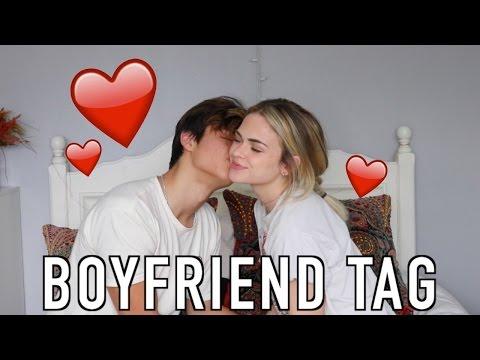 Boyfriend Tag | Summer Mckeen