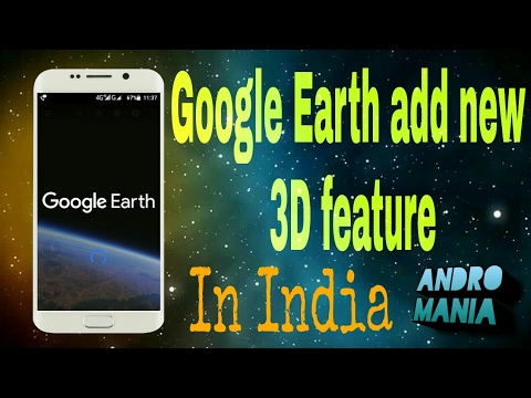 How to download Google Earth app in India ?