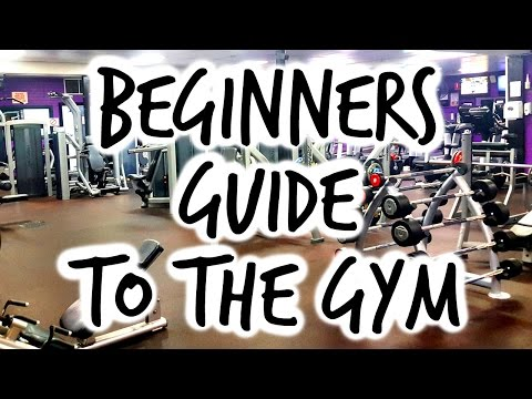 5 THINGS YOU SHOULD KNOW IF YOU'RE A GYM VIRGIN | Minimal Equipment Ab Workout | YEAR OF YOU EP04