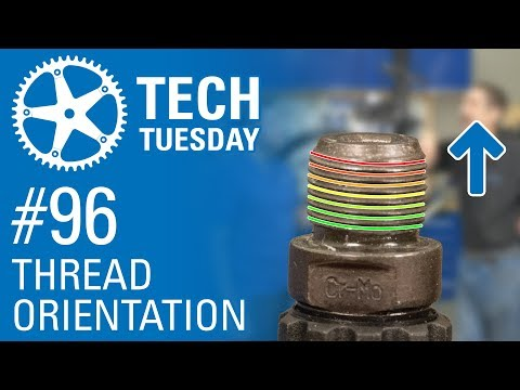 Thread Orientation - Tech Tuesday #96