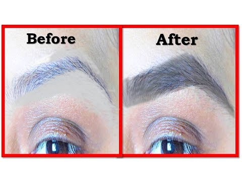 Best tips for EYEBROWS GROW FAST/within 1 month rid of thin eyebrows get thick eyebrows in Hindi