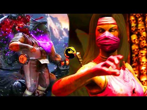 I GOT THE SECRET MILEENA BRUTALITY - Mortal Kombat X