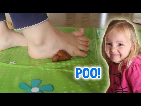 STEPPING IN DOG POO IS FUN! - DON'T STEP IN IT GAME