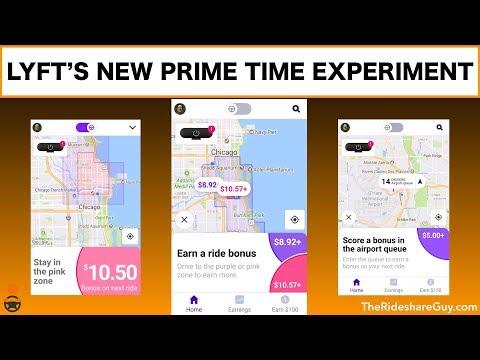 Lyft's New Prime Time Experiment [Joe Explains]