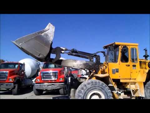 1990 Michigan / Volvo L120 wheel loader for sale | sold at auction November 15, 2012