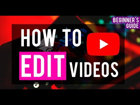 Get Started with Video Editing - Best Editor for Beginner Youtubers? (How to use Filmora!)