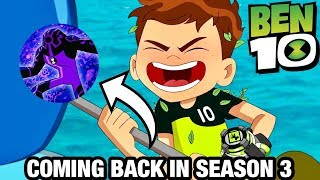 Ben 10 Reboot Season 2 Phill Could Be Azmuth Theory