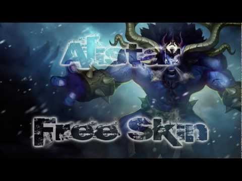 Free Alistar Skin Tutorial - League of Legends