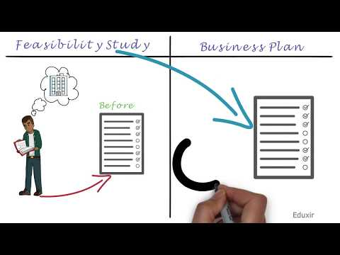 Feasibility Study vs Business Plan