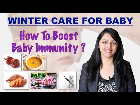 WINTER CARE FOR BABY : IMMUNITY (Eng)