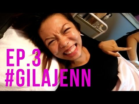 #GilaJenn EP. 3 - How to Survive a Brazilian Wax