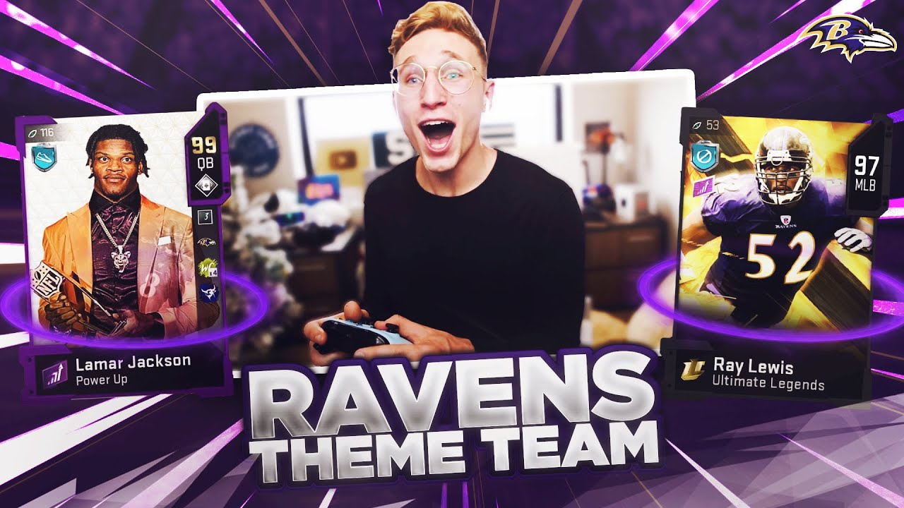The All-Time Ravens Team!