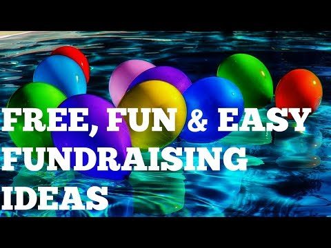 Free, Easy & Fun Fundraising Ideas for Nonprofit Organizations