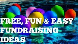 Free, Easy & Fun Fundraising Ideas for Nonprofit Organizations