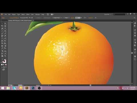 Adobe Illustrator CS6 Vector Conversion Tutorial bangla