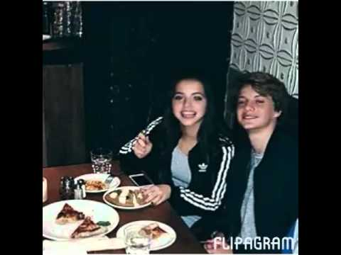 Jace Norman and Isabela Moner