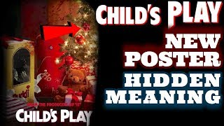Download NEW Child's Play (2019) Remake Motion Poster (Hidden Meaning) Video