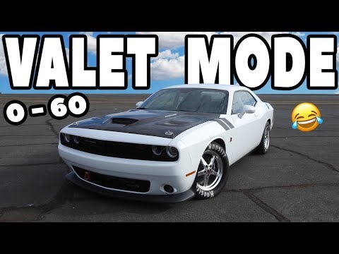 Valet Mode. How Slow Is It?