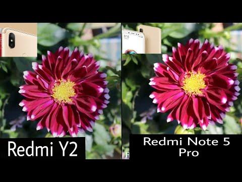 Redmi Y2 Vs Redmi Note 5 Pro Camera Comparison |Technical Guruji|