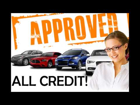 Car Loans with Bad Credit No Money Down, No Money Down Auto Finance
