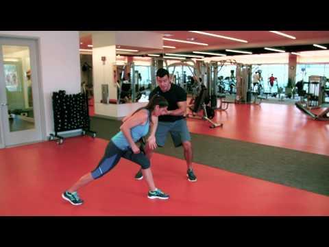 The Backside Burner: Step-Back + Row