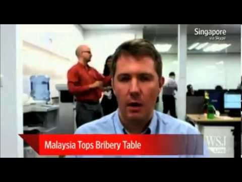 MALAYSIA IS WORLD CHAMPION IN CORRUPTION