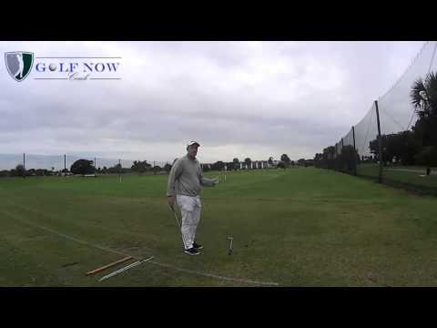 HOW TO HIT  A FADE IN GOLF  GOLF VIDEO BY GOLF NOW COACH