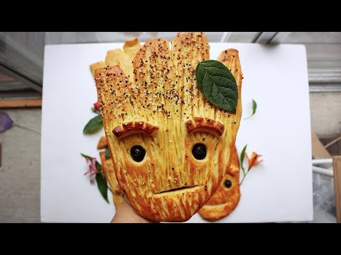 How to make Groot Bread