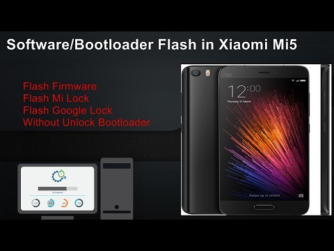 How to  unlock bootloader/patter lock without permission in mi5 (fastboot mode)
