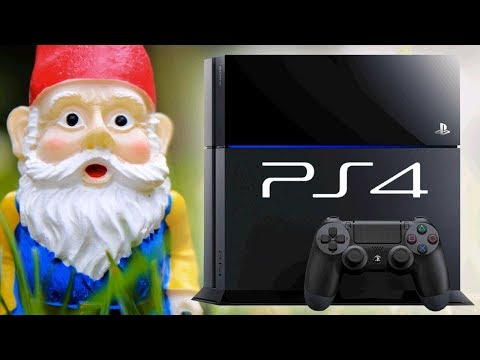 Sony's Cancelled PlayStation 4 (PS4) Exclusive: Gnomageddon - Unseen64