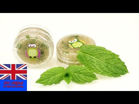 Lipbalm fresh mint sweet – cheap and easy protection for your lips – perfect for cold winter