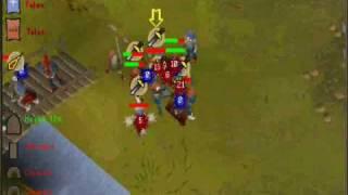 awsome castle wars battle pt.2