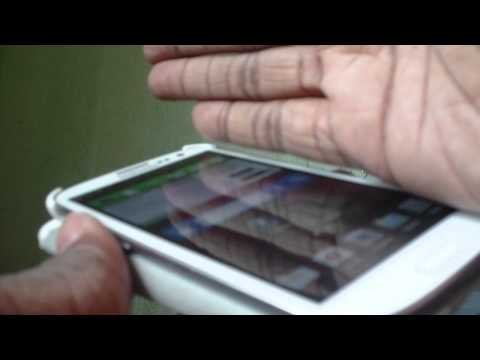 Screen Capture / Screen Shot - Samsung Galaxy S3 Guru How to !