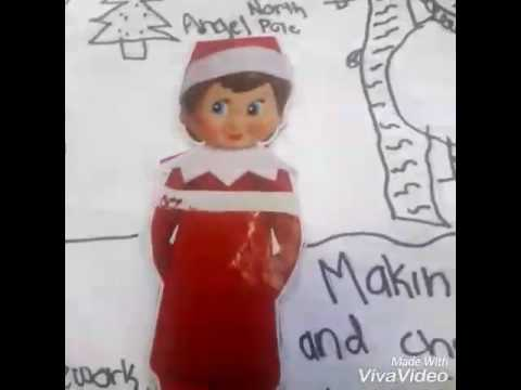 How to get your elf on the shelf to come back early