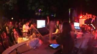 ANA SIA  Live Rain Dance camp out 2010 Nexus Funktion One