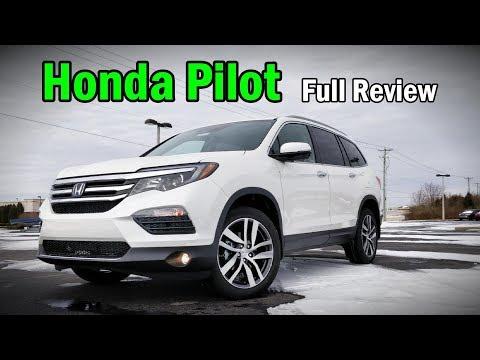 2018 Honda Pilot: FULL REVIEW | Elite, Touring, EX-L, EX & LX