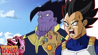 Download Vegeta Reacts To Dragon Avengers Infinity Ball Z! Video
