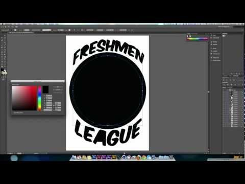 CS6 Tutorial - How to Create Paths in Photoshop & Export Paths to Illustrator
